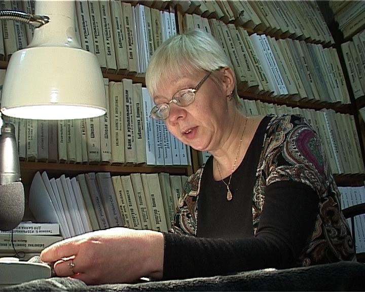 Проект библиотеки для слепых «Живой голос»
