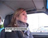 Акция мамочек-водителей