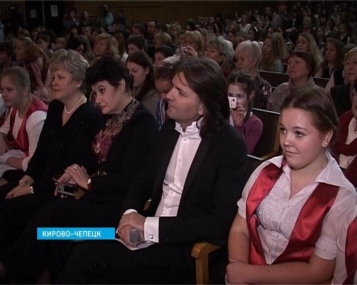 Дмитрий Маликов в Кирово-Чепецке