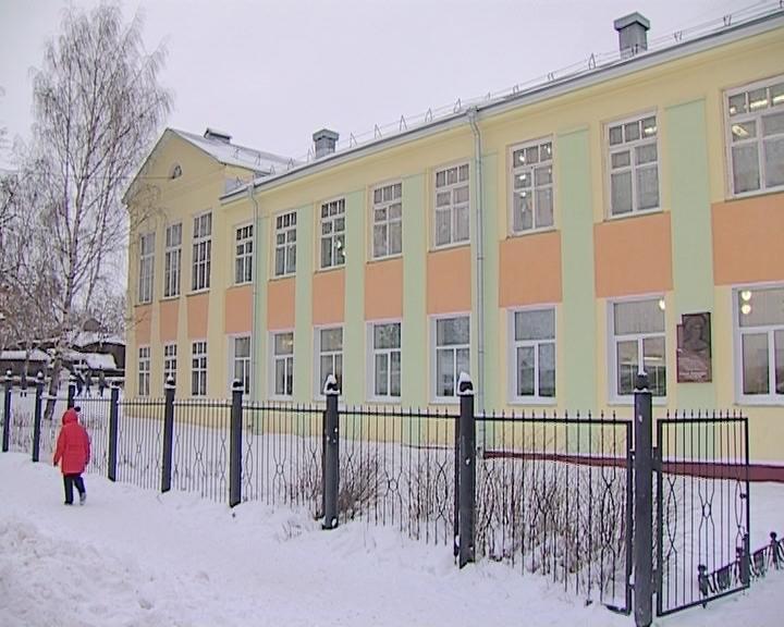Школа в Котельниче