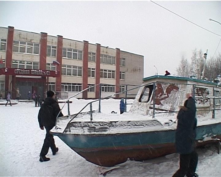 Станция юных техников и музей флота в школе № 42