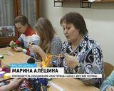 Подготовка к Новому году в Вятских Полянах