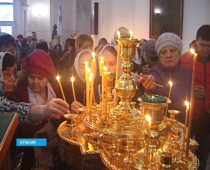 Рождество Христово в Уржуме
