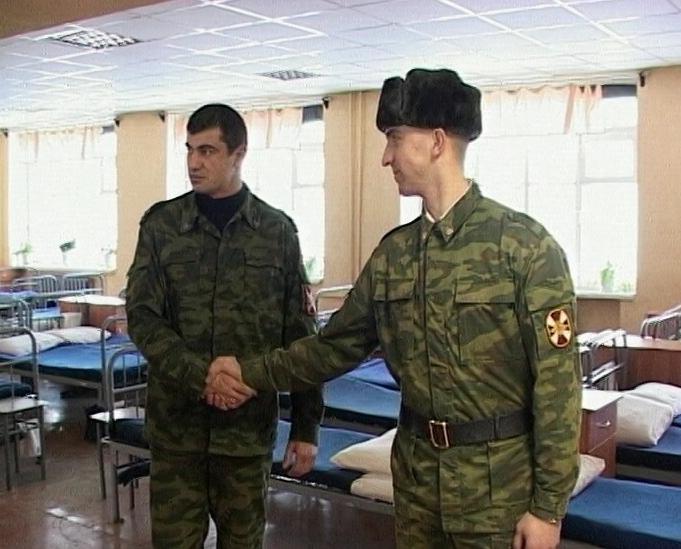 Акция «Поздравь солдата»