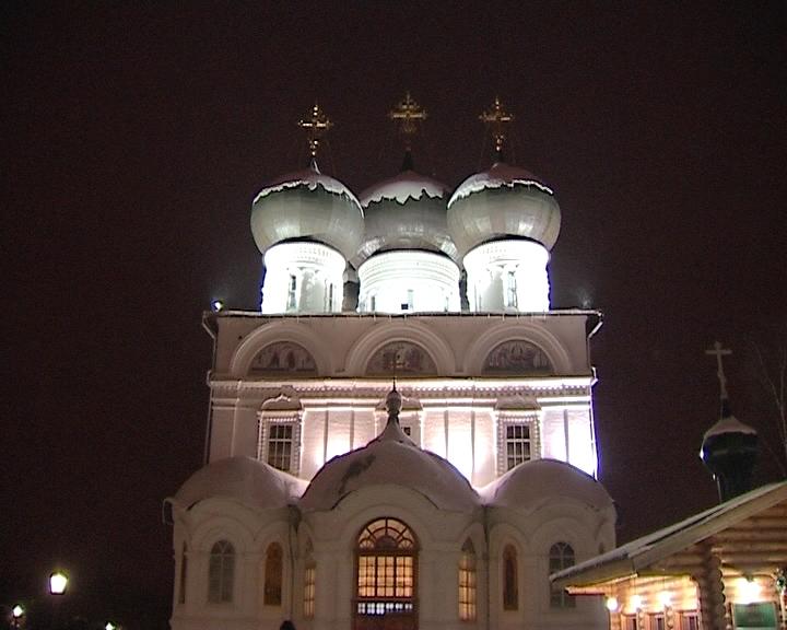 Крещение в Кирове
