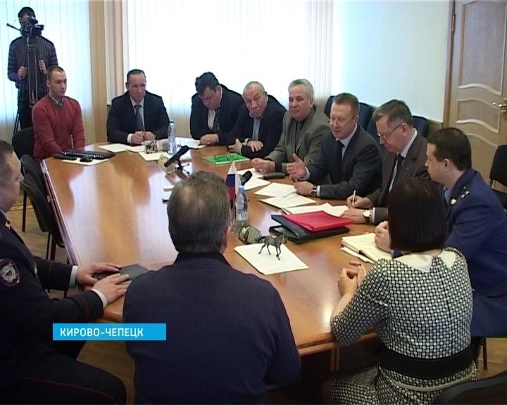 Встреча ГФИ с населением