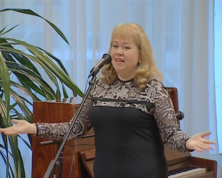 Презентация диска Татьяны Видякиной