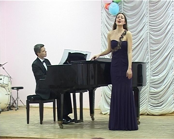 Концерт в Нововятской школе искусств
