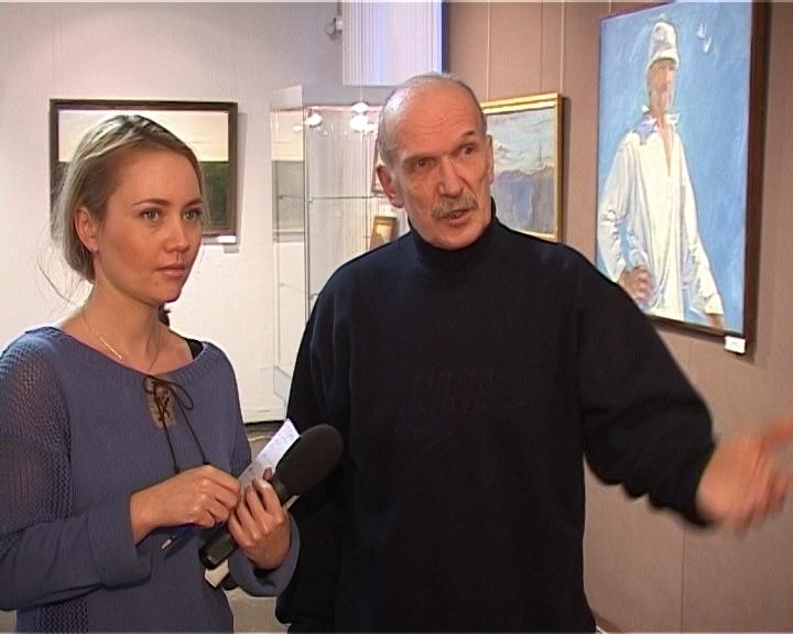 Выставка Анатолия Черезова