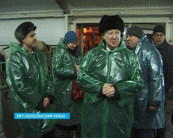 ГФИ в Вятских Полянах