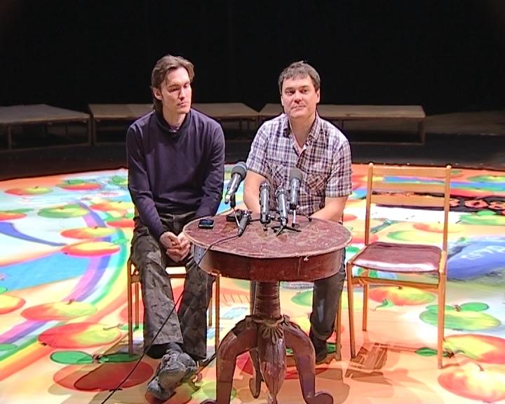 Новый спектакль в кировском драмтеатре