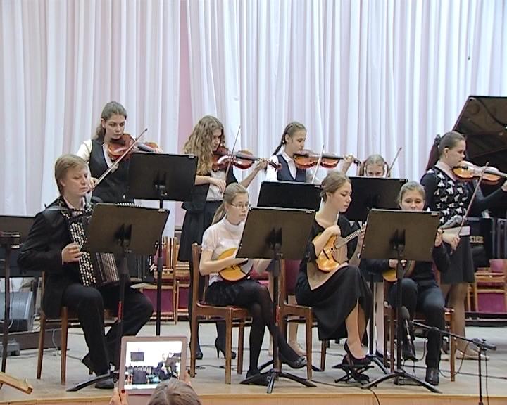 Концерт Станислава Хусаинова