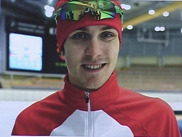 Олимпийский старт кировского конькобежца Алексея Суворова