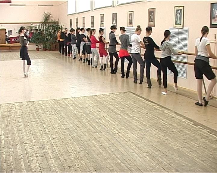 Мастер-классы по ритмике, гимнастике и классическому танцу
