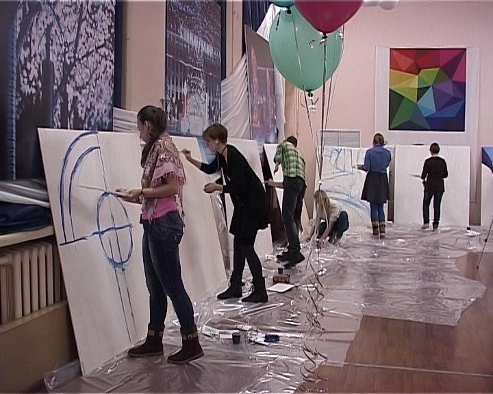 Марафон современного искусства
