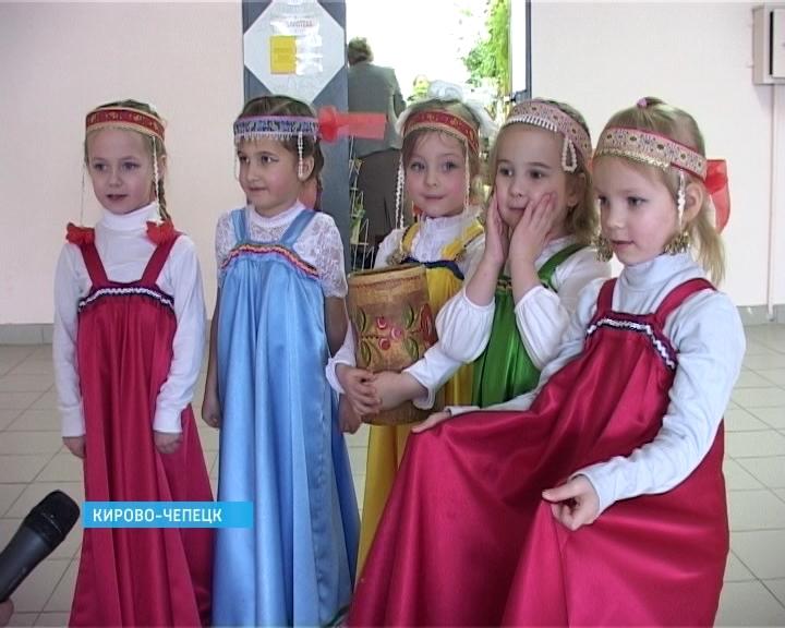 Окружной фестиваль детского творчества