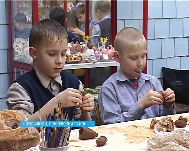 Мастер-класс по лепке дымковской игрушки вятской мастерицы Валентины Племянниковой