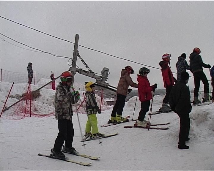 Малые олимпийские игры на Кикиморской горе