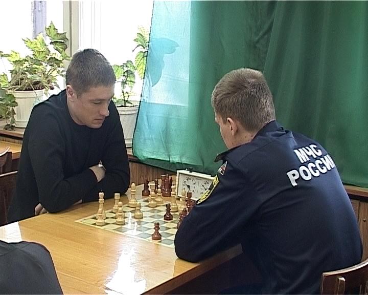 Шахматный турнир в клубе