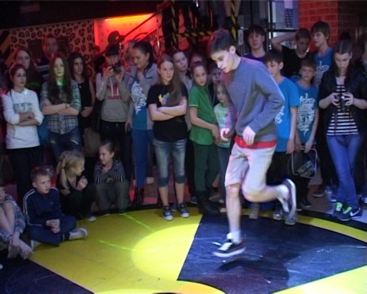 Межрегиональный конкурс-фестиваль по брейк-дансу в Кирове