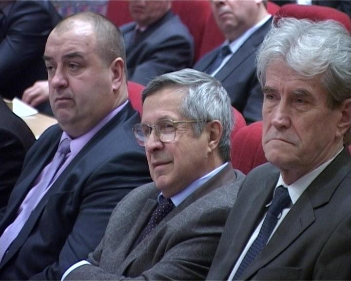Заседание ОЗС о согласовании кандидатуры нового первого заместителя председателя правительства