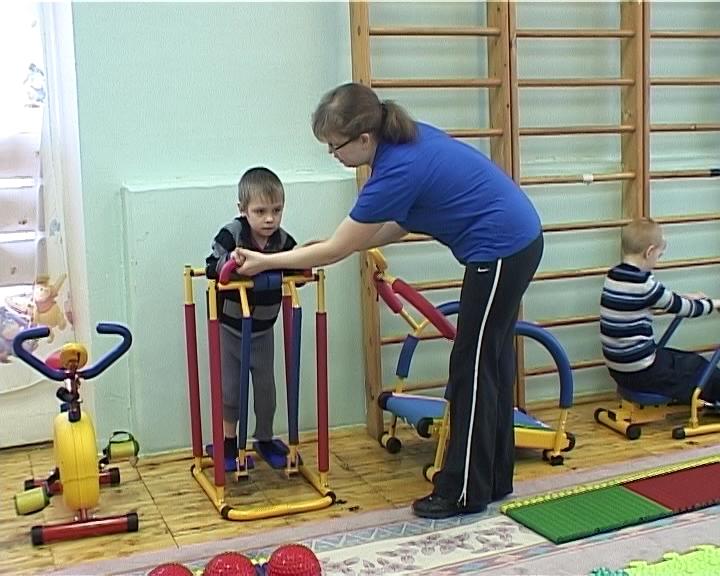 День открытых дверей в реабилитационном центре для детей с ограниченными возможностями