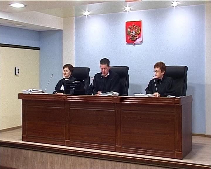 Совещание федеральных и мировых судей в кировском областном суде
