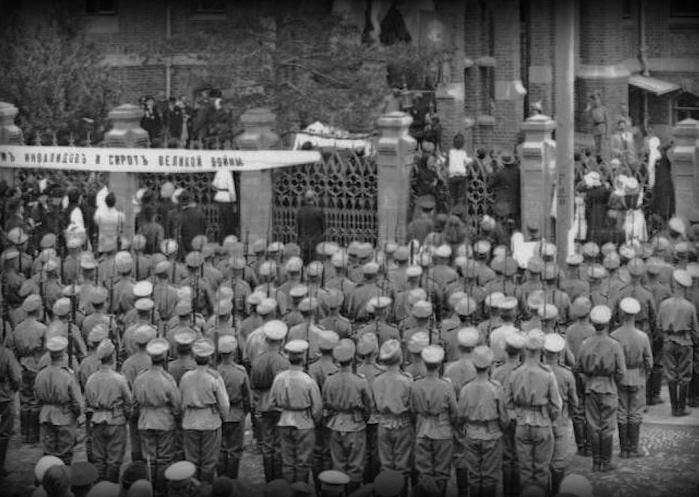 Вятские: война и мир. Георгиевские кавалеры 1914 года