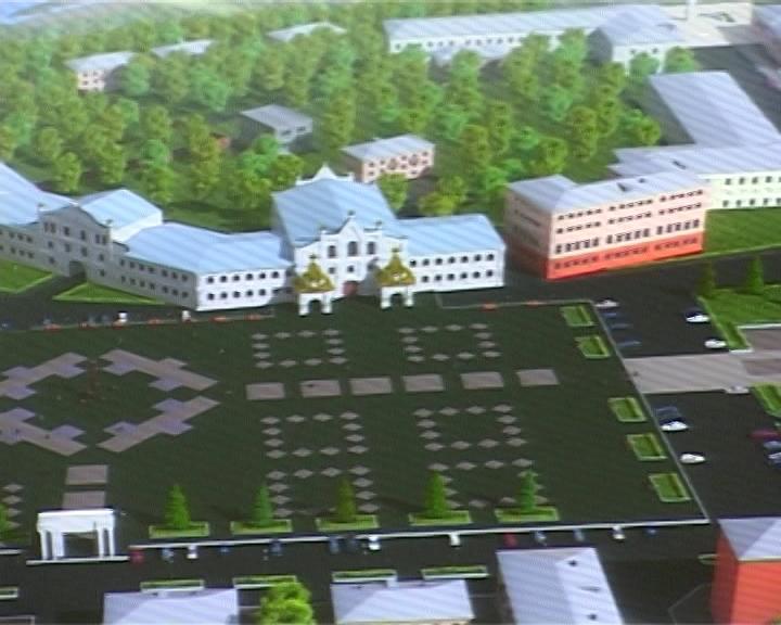 В Кировской городской думе рассмотрели проекты новых скверов и парков