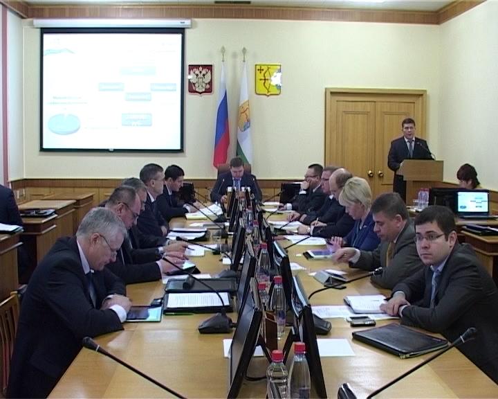 Заседание правительства  о поддержке местных инициатив