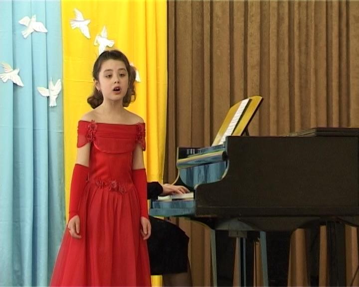 Гала-концерт «Звонкие голоса» в детской музыкальной школе № 4