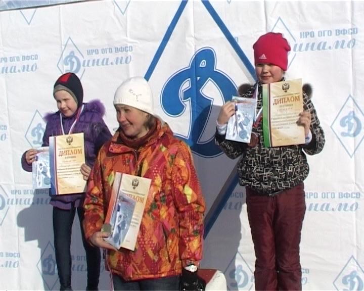 Всероссийские соревнования «Лед надежды нашей» на кировском стадионе «Динамо»