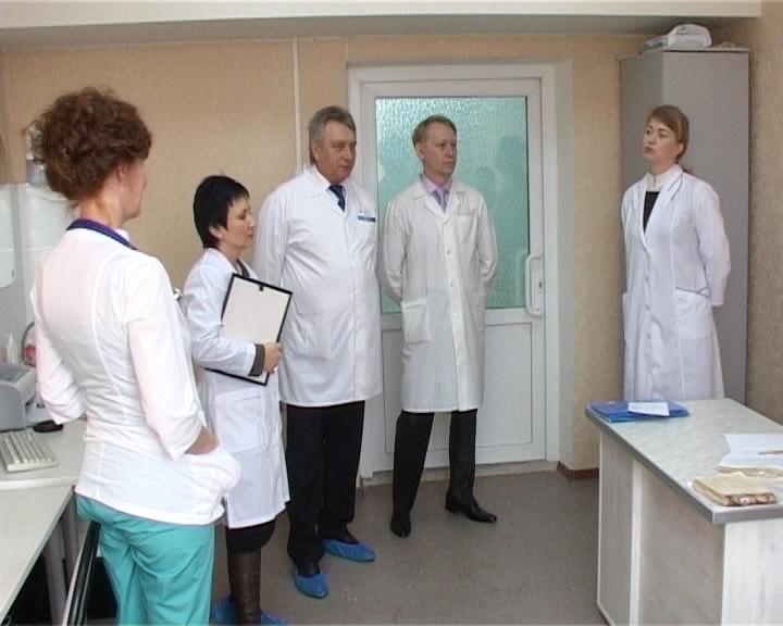 Новоселье в Кировской городской больнице № 9