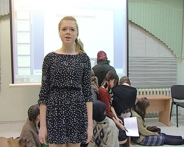 Конкурс чтецов в библиотеке имени Альберта Лиханова