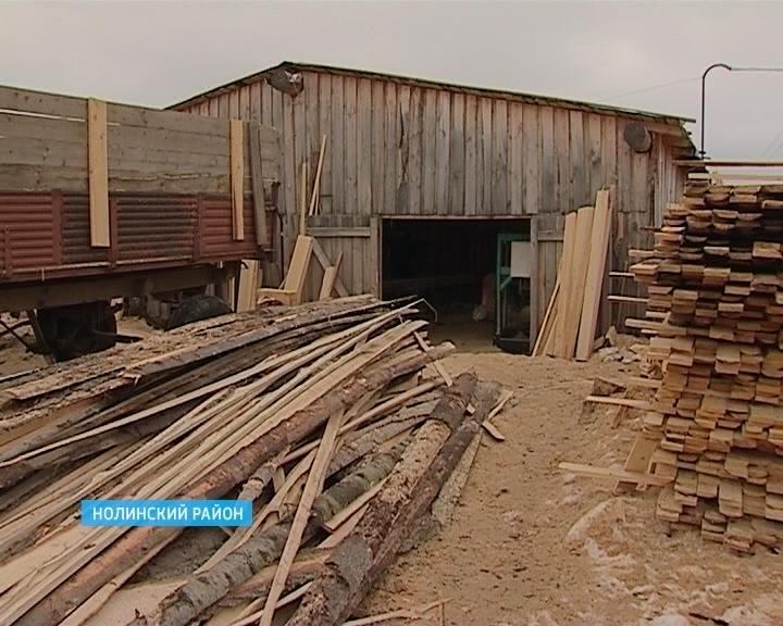 Кировские налоговики обнародовали результаты контроля за лесной отраслью в 2013 году