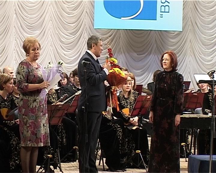 Творческий вечер народной артистки России Тамары Воробьевой в вятской филармонии