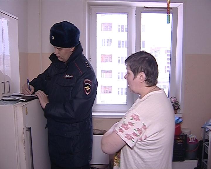 Единый день профилактики кировских полицейских