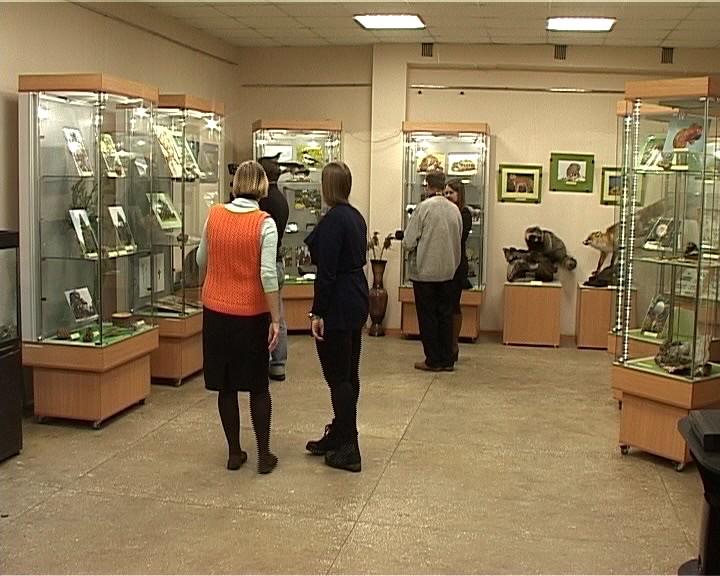 В музейно-выставочном комплексе «Природа» открылась выставка - Долгожители Земли