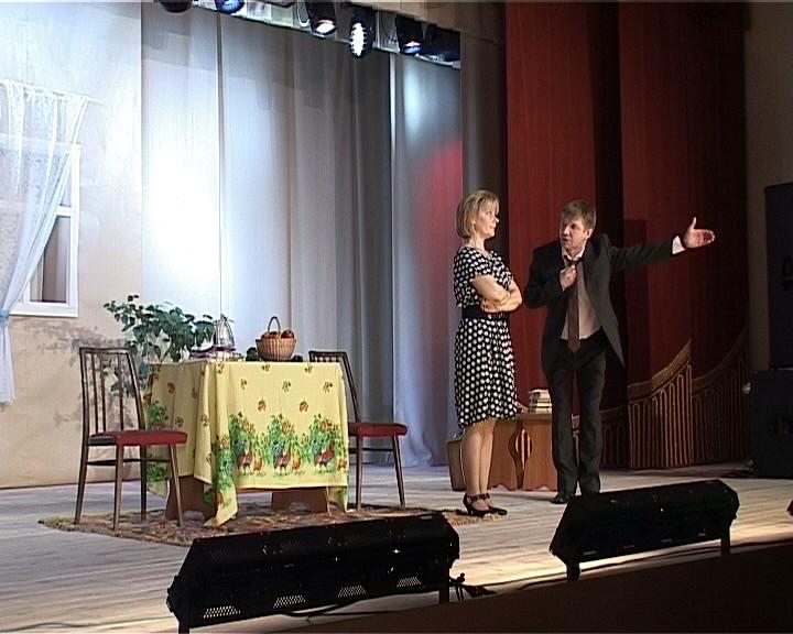 День работника культуры в народном театре «На клубной»