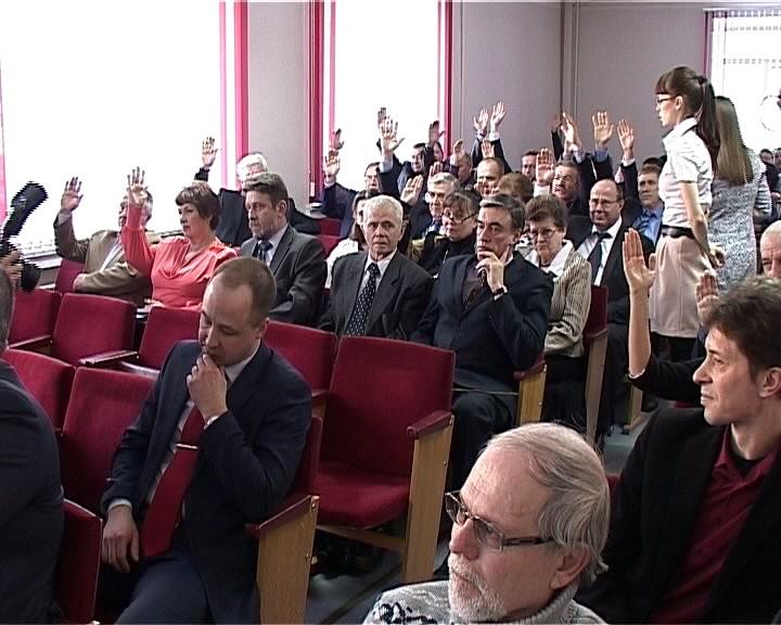 В Общественной палате Кировской области выбрали нового руководителя