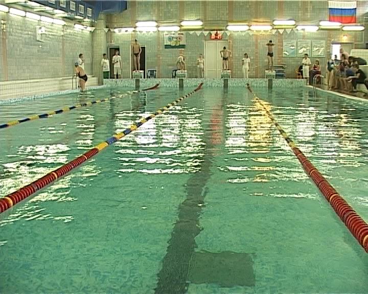 Спартакиада по плаванию областных коррекционных образовательных учреждений