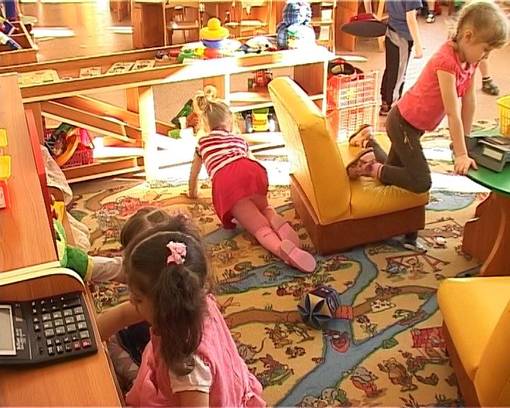 Доступная среда для детей-инвалидов