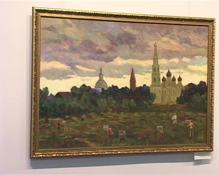 Выставка «Вятская провинция»