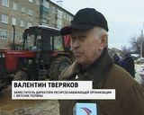 Авария на канализационном коллекторе в Вятских Полянах