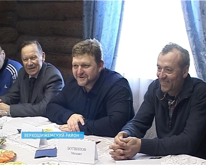 Рабочая поездка Никиты Белых в Верхошижемский район