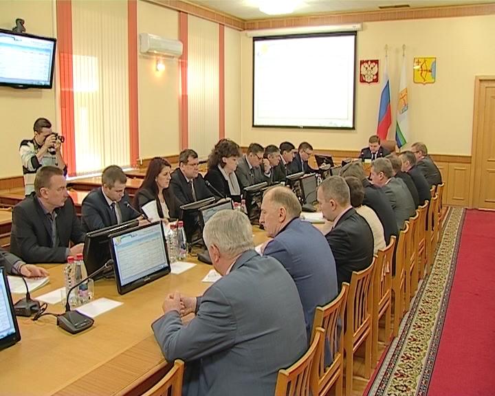 Cовещание по итогам работы департамента дорожного хозяйства Кировской области