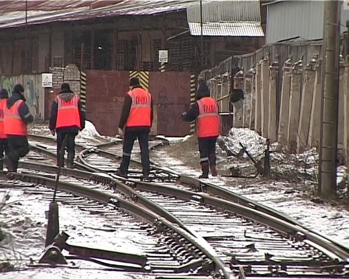 Проверка железнодорожных переездов