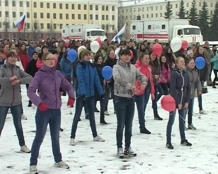 Всемирный день здоровья в Кирове