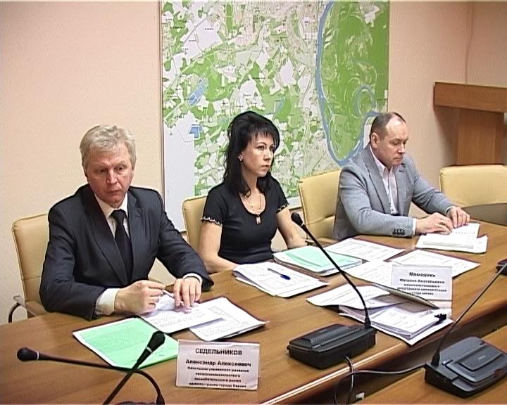Нестационарные торговые объекты в Кирове