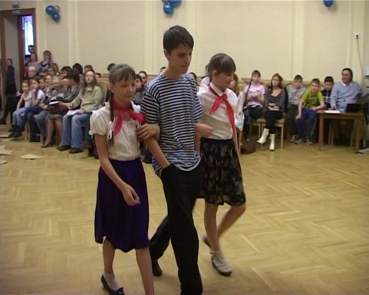 На фестивале «Театральные огни» состоялась премьера спектакля по сценарию Аркадия Гайдара